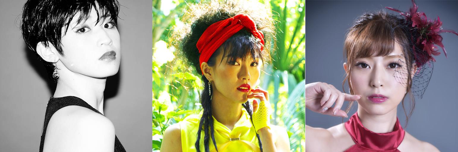 9/16(日)ライブ歌謡選抜 Vol.07 出演:野佐怜奈 伊藤美裕 藤井香愛