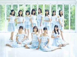オスカープロモーション「全日本国民的美少女コンテスト」・「次世代ユニットX21」リリースイベント(1部)