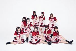 イケてるハーツ 7thシングル「Sparkle☆Power」リリースイベント ミニライブ&特典会
