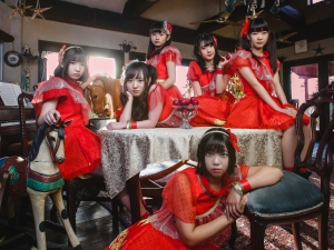 Fragrant Drive 1stシングル「胸の奥のVermillion」発売記念イベント(1部)