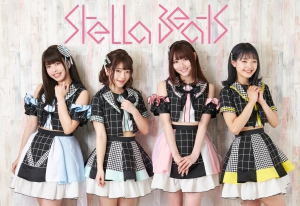 Stella Beats「Sparkle Stories」発売記念インストアイベント(1部)