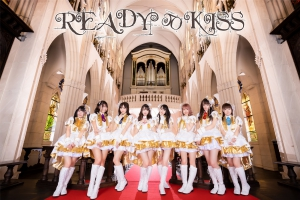 READY TO KISS New Single「その先の未来へ」発売記念インストアイベント