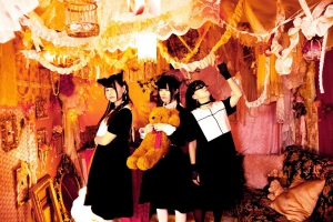 黒猫は星と踊る/ヒカリキミヲテラス『フィズアライア.ep』発売記念イベント@Space emo