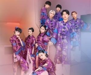 【無観客配信イベント】12月13日(日) 1st ALBUM『DAN⇄JYO』発売記念!オンラインリリースイベント
