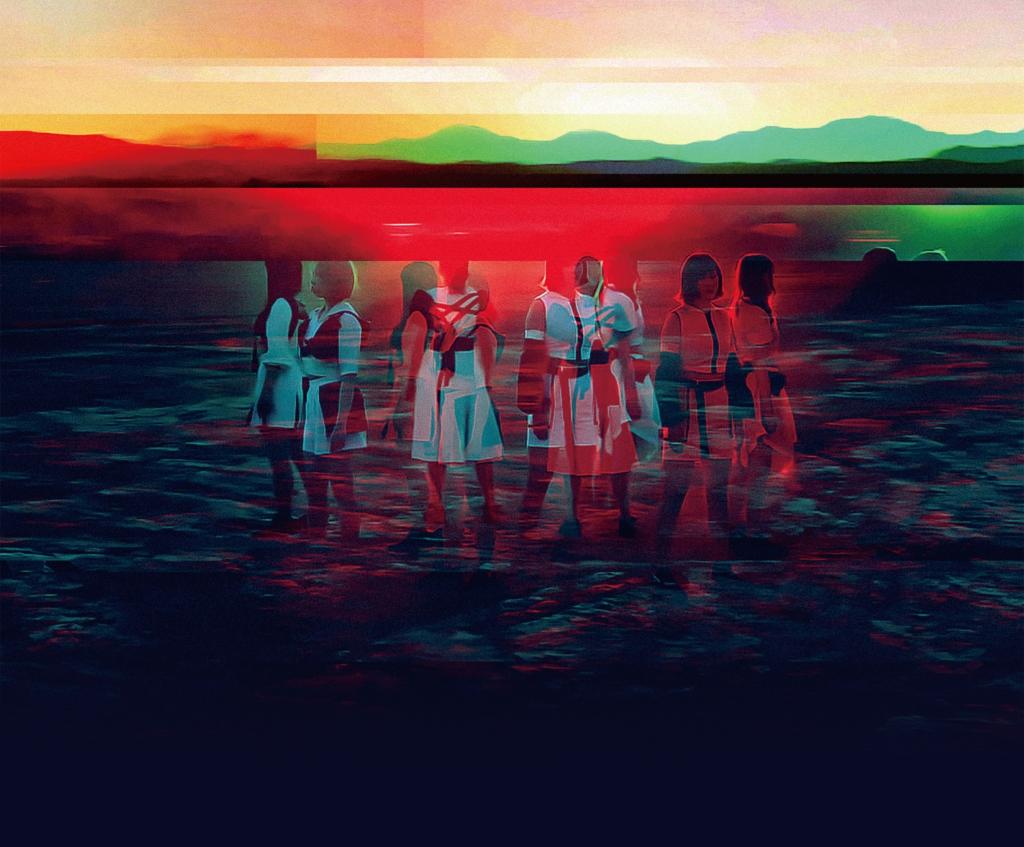【無観客配信イベント】8/31(火)8bitBRAIN『Black Sabbath』無観客ミニライブ&エア特典会